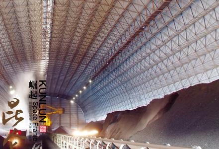 工程案例-网架,钢结构网架加工,网架结构首选徐州先锋